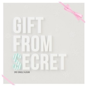 "Album art for Secret's album ""Gift From Secret"""