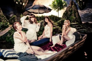 "Album art for Secret's album ""Starlight Moonlight"""