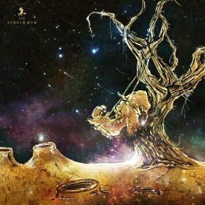"Album art for Shin Ji Hoon's album ""Jungle Gym"""