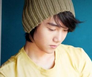 SM the Ballad's past member Jino.