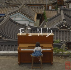 "Album art for Solbi's album ""Find"""