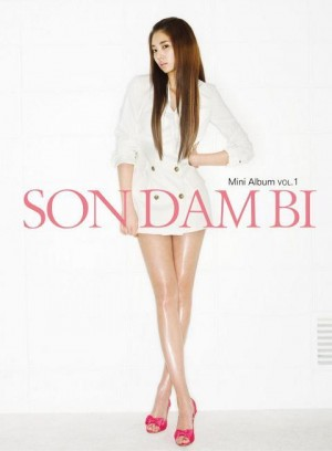 Album art for Son Dambi's 1st Mini Album