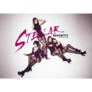 "Album art for Stellar's album ""Marionette"""