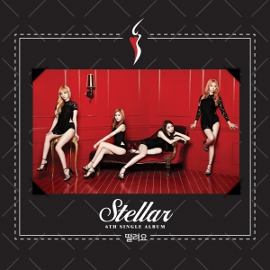 "Album art for Stellar's album ""Vibrato"""