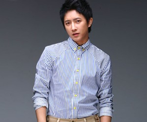 Super Junior's former member Hangeng.