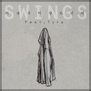 """Album art for Swings's album """"Hopefully We Can From Now On"""""""