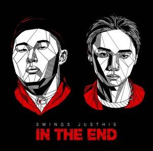 "Album art for Swing's album ""In The End"""