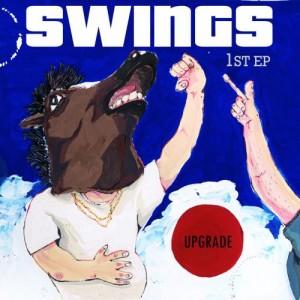 """Album art for Swings's album """"Upgrade"""""""