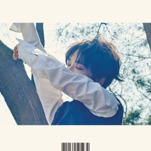 "Album art for Yesung's album ""Here I Am"""