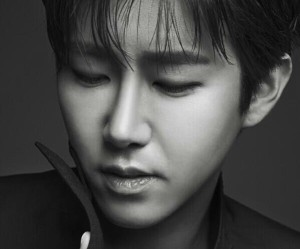 "ZE:A's Kwanghee ""First Homme"" promotional picture."