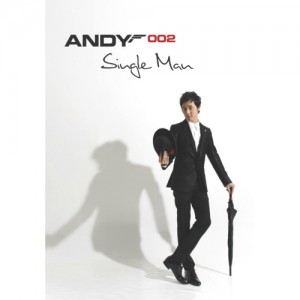 "Album art for Andy (Shinhwa)'s album ""Single Man"""