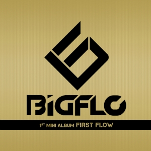 "Album art for BIGFLO's album ""First Flow"""