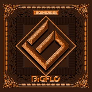 "Album art for BIGFLO's album ""Incant"""