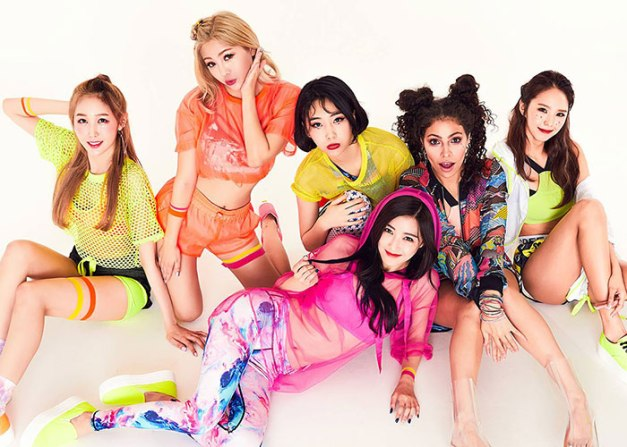 "BP Rania's promotional picture for ""ReFresh"""