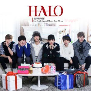 """Album art for HALO's album """"Surprise"""""""