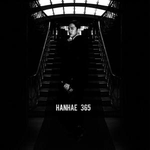 "Album art for Han Hae (Phantom)'s album ""365"""