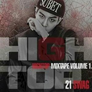 """Album art for Hig Top's album """"21 Swag"""""""