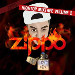 "Album art for Hightop (Bigflo)'s mixtape ""Zippo"""