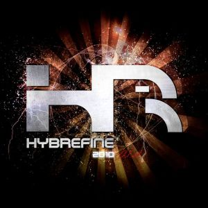 "Album art for HybReFine/Kiggen from Phantom's album ""2010 - Vol 1"""