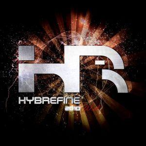 """Album art for HybReFine/Kiggen from Phantom's album """"2010 - Vol 1"""""""