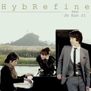 """Album art for HybReFine (Phantom)'s album """"Milkyway"""""""