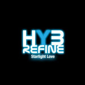 "Album art for HybReFine (Phantom)'s album ""Starlight Love"""