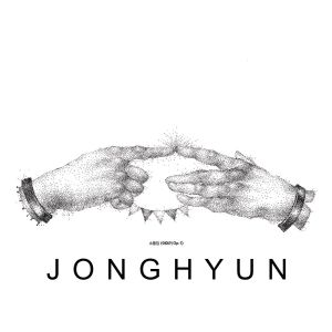 "Album art for Jonghyun's album ""Story 1"""