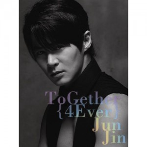 "Album art for Jun Jin (Shinhwa)'s album ""Together 4Ever"""