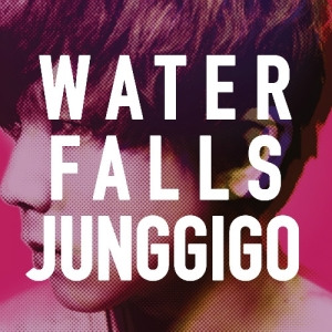 "Album art for JungGiGo's album ""Waterfalls"""