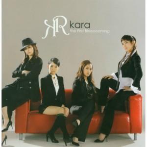 "Album art for Kara's album ""1st Blooming"""