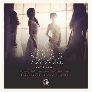 "Album art for Kara's album ""Day & Night"""