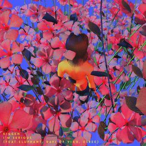 "Album art for Kiggen (Phantom)'s album ""I'm Serious"""