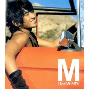 "Album art for M/Lee Minwoo (Shinhwa)'s album ""IInd Wind"""