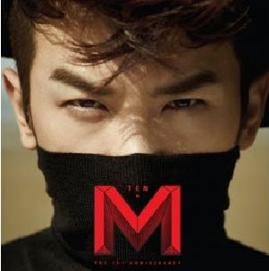 "Album art for M/Lee Minwoo (Shinhwa)'s album ""M+Ten"""
