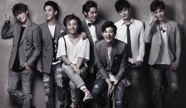 M.Pire's 2014 promotional picture.