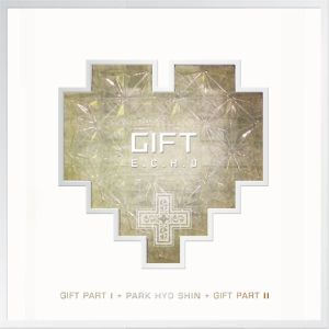 "Album at for Park Hyo Shin's Album ""Gift E.C.H.O"""