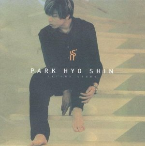 "Album art for Park Hyo Shin's album ""Second Story"""