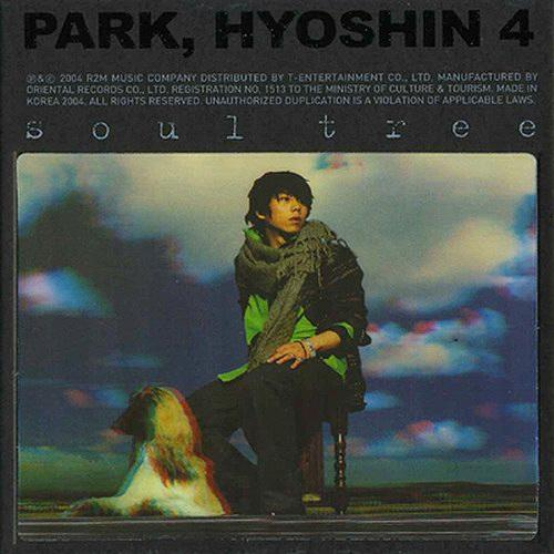 Album Art For Park Hyo Shins Soul