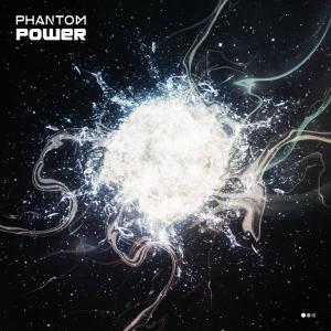 """Album art for Phantom's album """"Phantom Power"""""""
