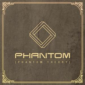 "Album art for Phantom's album ""Phantom Theory"""