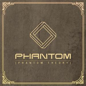 """Album art for Phantom's album """"Phantom Theory"""""""