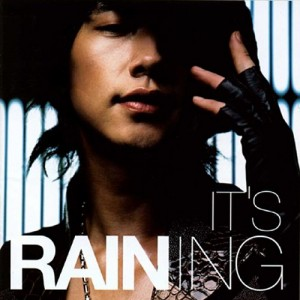 "Album art for Rain (Bi)'s album ""It's Raining"""