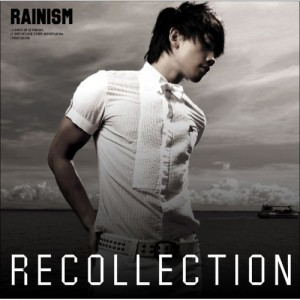 "Album art for Rain (Bi)'s album ""Rainism Recollection"""