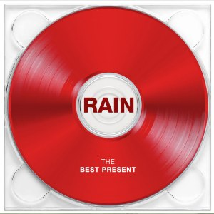 "Album art for Rain (Bi)'s album ""The Best Present"""