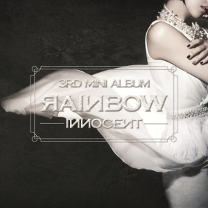 "Album art for Rainbow's album ""Innocent"""