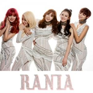 """Album art for RaNiA's album """"Just Go"""""""