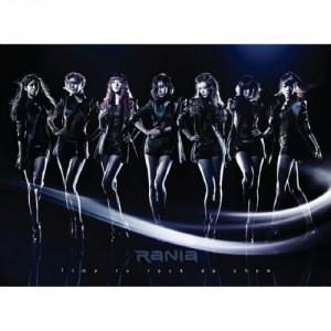 """Album art for RaNiA's album """"Time To Rock Da Show"""""""