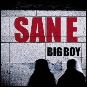 """Album art for San.E's album """"Big Boy"""""""