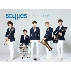 """Album art for Say Yes's album """"Feel Good"""""""