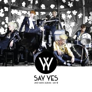 "Album art for Say Yes's album ""Say Good/OK"""